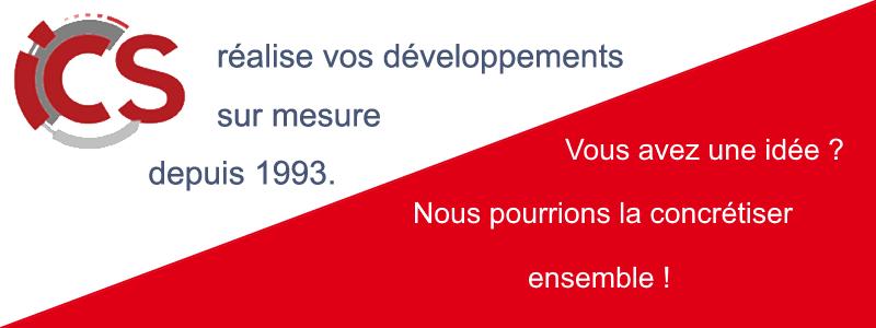 ICS réalise vos projets depuis 1993